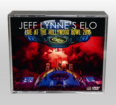 JEFF LYNNE'S ELO - LIVE AT THE HOLLYWOOD BOWL 2016