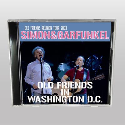 SIMON & GARFUNKEL - OLD FRIENDS IN WASHINGTON D.C.