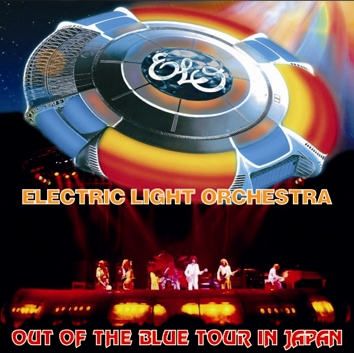 E.L.O. - OUT OF THE BLUE TOUR IN JAPAN