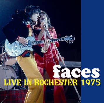 FACES - LIVE IN ROCHESTER 1975