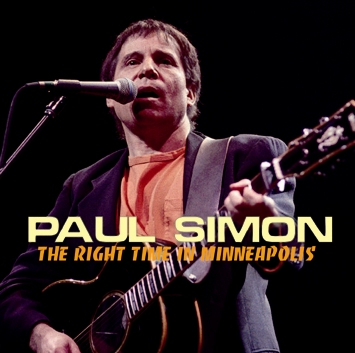 PAUL SIMON - THE RIGHT TIME IN MINNEAPOLIS