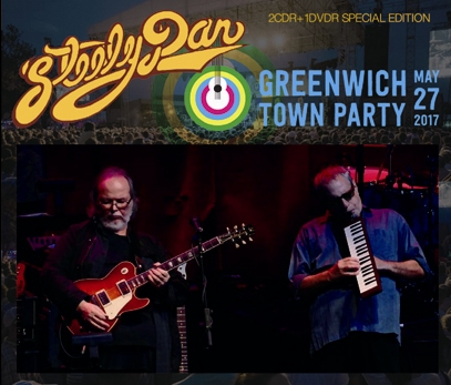 STEELY DAN - GREENWICH TOWN PARTY 2017