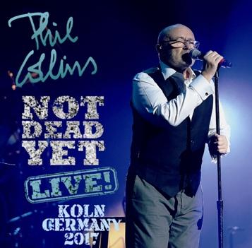 PHIL COLLINS - NOT DEAD YET LIVE! -KOLN 2017