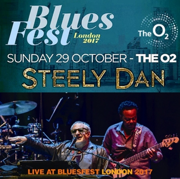 STEELY DAN - BLUESFEST LONDON 2017