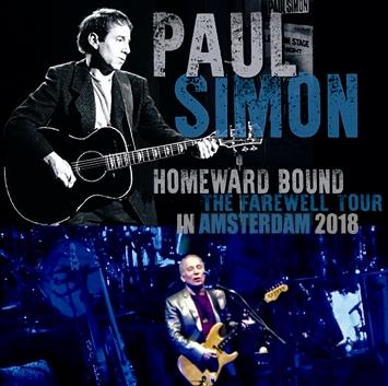PAUL SIMON - FAREWELL TOUR IN AMSTERDAM 2018