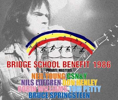 VARIOUS ARTISTS - BRIDGE SCHOOL BENEFIT 1986: PRIVATE MASTERS