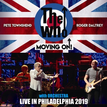 THE WHO with ORCHESTRA - LIVE IN PHILADELPHIA 2019(2CDR)