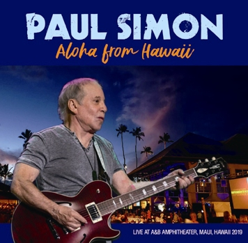 PAUL SIMON - ALOHA FROM HAWAII 2019 (2CDR)