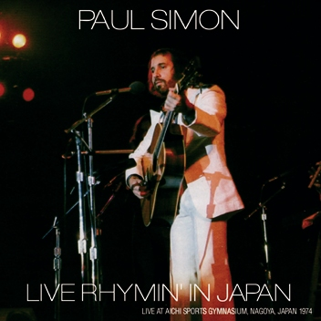 PAUL SIMON - LIVE RHYMIN' IN JAPAN (2CDR)