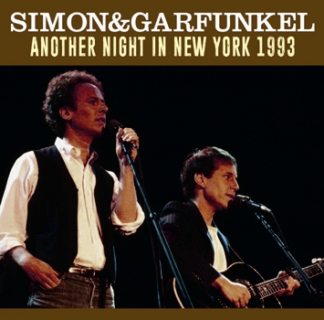 SIMON & GARFUNKEL- ANOTHER NIGHT IN NEW YORK 1993 (2CDR)