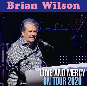 BRIAN WILSON - LOVE AND MERCY ON TOUR 2020 (2CDR)