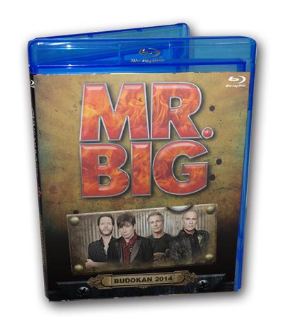 MR.BIG - BUDOKAN 2014