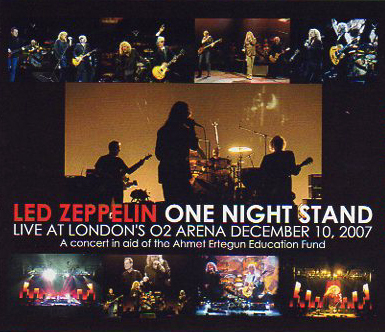 LED ZEPPELIN - ONE NIGHT STAND