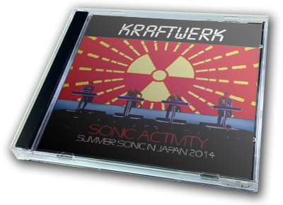 KRAFTWERK - SONIC ACTIVITY