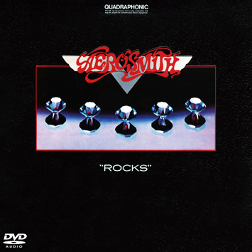 AEROSMITH - ROCKS: QUADRAPHONIC DVD-AUDIO EDITION (1DVDR)
