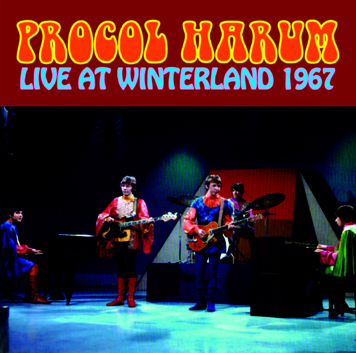PROCOL HARUM - LIVE AT WINTERLAND 1967