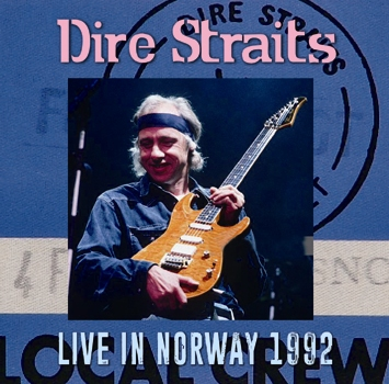 DIRE STRAITS - LIVE IN NORWAY 1992 (2CDR)