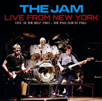 THE JAM - LIVE FROM NEW YORK (2CDR)