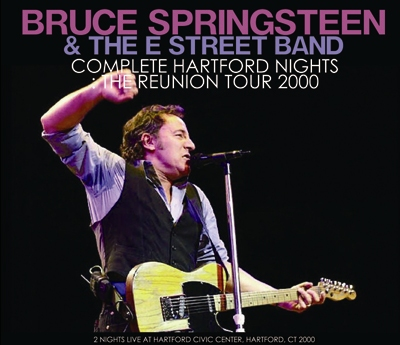 BRUCE SPRINGSTEEN - COMPLETE HARTFORD NIGHTS: THE REUNION TOUR 2000 (5CDR)