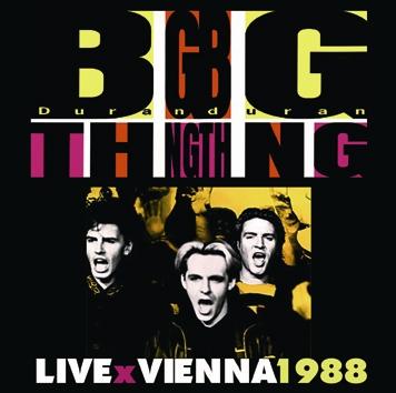 DURAN DURAN - LIVE X VIENNA 1988 (1CDR)