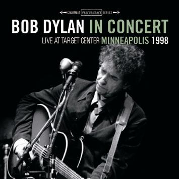 BOB DYLAN - LIVE AT TARGET CENTER, MINNEAPOLIS 1998 (2CDR)