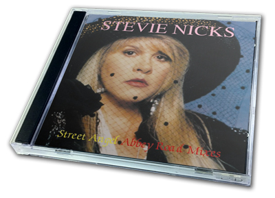 STEVIE NICKS - STREET ANGEL ABBEY ROAD MIXES