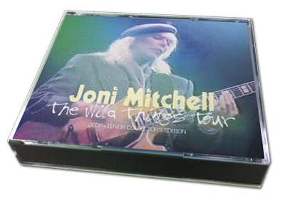JONI MITCHELL - THE WILD THINGS TOUR
