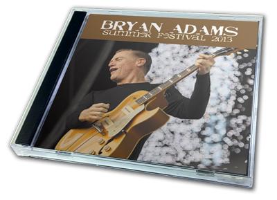 BRYAN ADAMS - SUMMER FESTIVAL 2013