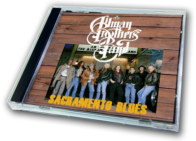 THE ALLMAN BROTHERS BAND - SACRAMENTO BLUES