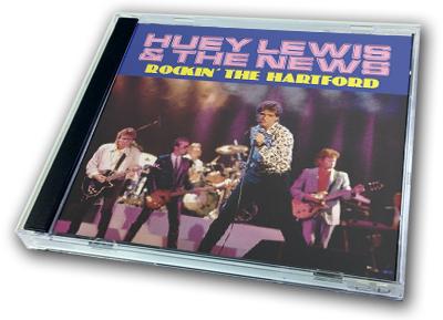 HUEY LEWIS & THE NEWS - ROCKIN' THE HARTFORD