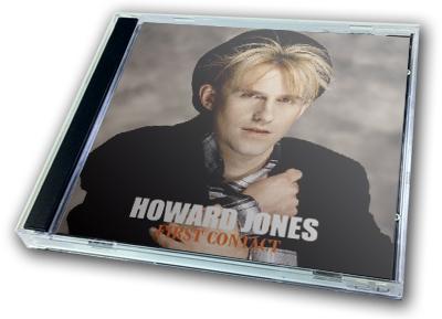 HOWARD JONES - FIRST CONTACT