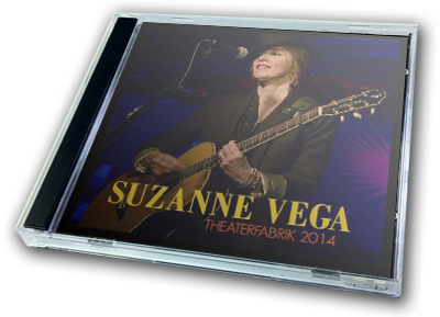 SUZANNE VEGA - THEATERFABRIK 2014