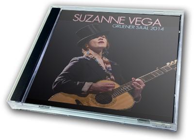 SUZANNE VEGA - GRUENER SAAL 2014