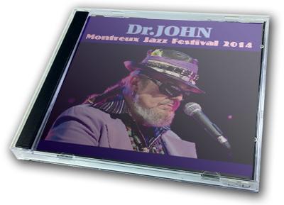 DR.JOHN - MONTREUX JAZZ FESTIVAL 2014