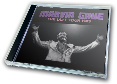 MARVIN GAYE - THE LAST TOUR 1983