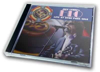 JEFF LINNE'S ELO - LIVE AT HYDE PARK 2014