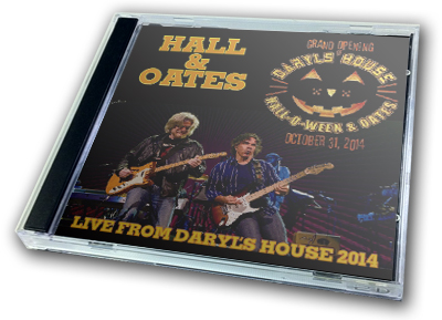 HALL & OATES - LIVE FROM DARYL'S HOUSE 2014