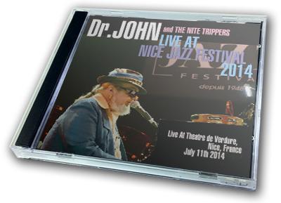 DR.JOHN - LIVE AT NICE JAZZ FESTIVAL 2014