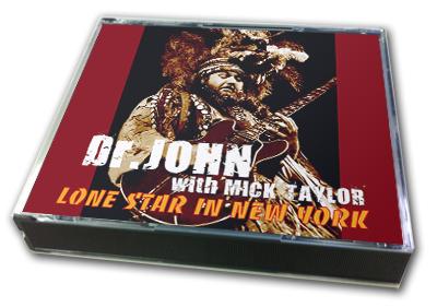 DR.JOHN - LONE STAR IN NEW YORK