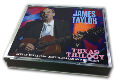 JAMES TAYLOR - TEXAS TRILOGY