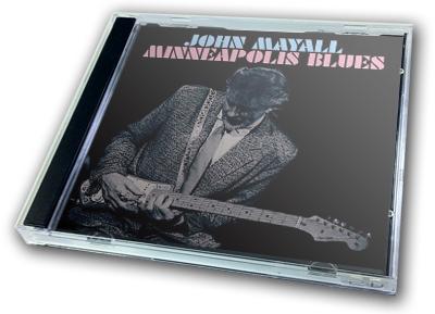 JOHN MAYALL - MINNEAPOLIS BLUES