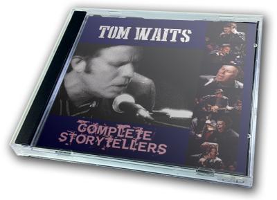 TOM WAITS - COMPLETE STORYTELLERS