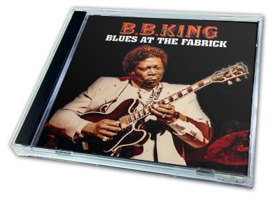 B.B. KING - BLUES AT THE FABRIK