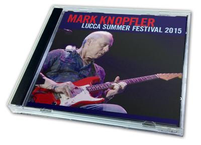 MARK KNOPFLER - LUCCA SUMMER FESTIVAL 2015