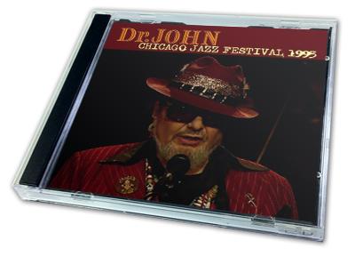 DR.JOHN - CHICAGO JAZZ FESTIVAL 1993