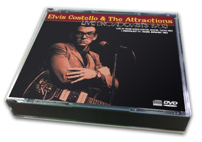 ELVIS COSTELLO - LIVE BROADCASTS 1983