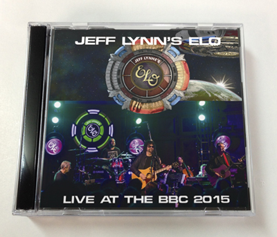 JEFF LYNNE'S ELO - LIVE AT THE BBC 2015
