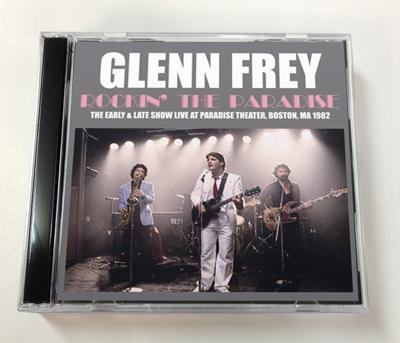 GLENN FREY - ROCKIN' THE PARADISE