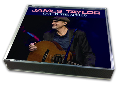 JAMES TAYLOR - LIVE AT THE APOLLO