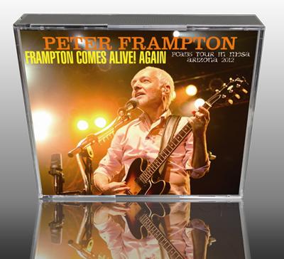 PETER FRAMPTON - FRAMPTON COMES ALIVE! AGAIN
